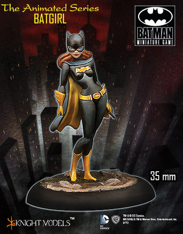 Animated Series Batgirl