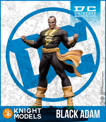 Black Adam (Resin)