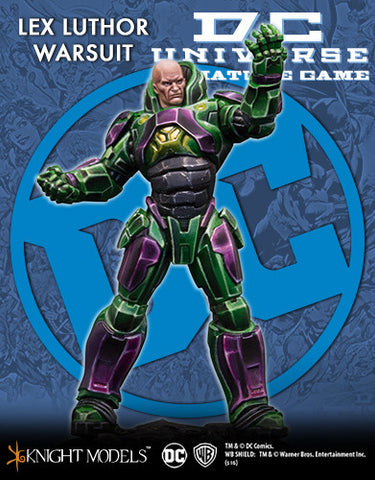 Lex Luthor (Warsuit)