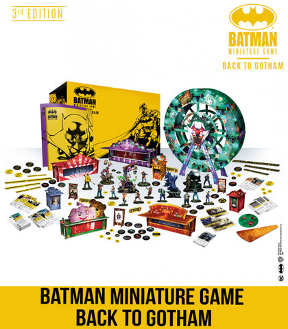 Batman 3rd Edition - Back to Gotham Starter Set