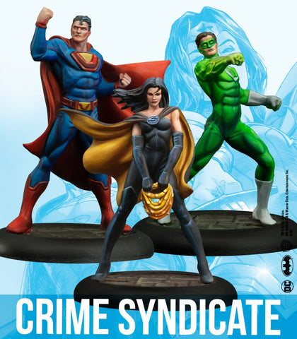 Crime Syndicate (Resin)