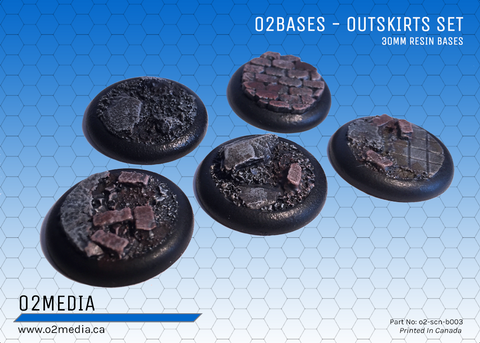 o2 Bases - Outskirts Set