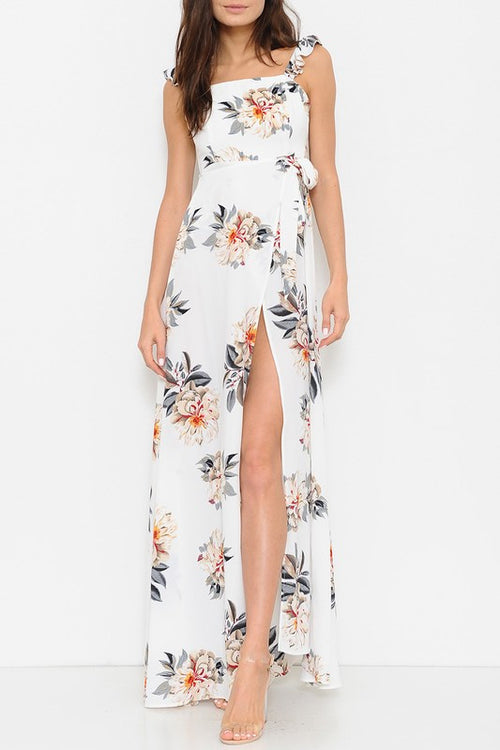 Floral Park Dress - Haute Mood