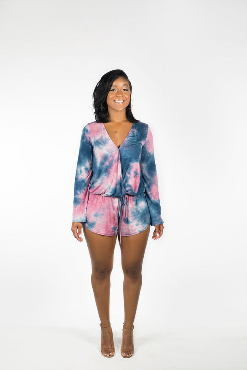 Summer Tie Dye Set - Haute Mood