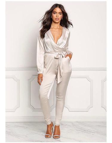 Let's Lounge Jumpsuit