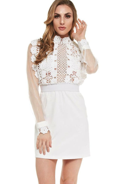 Sweet Melody Lace Dress