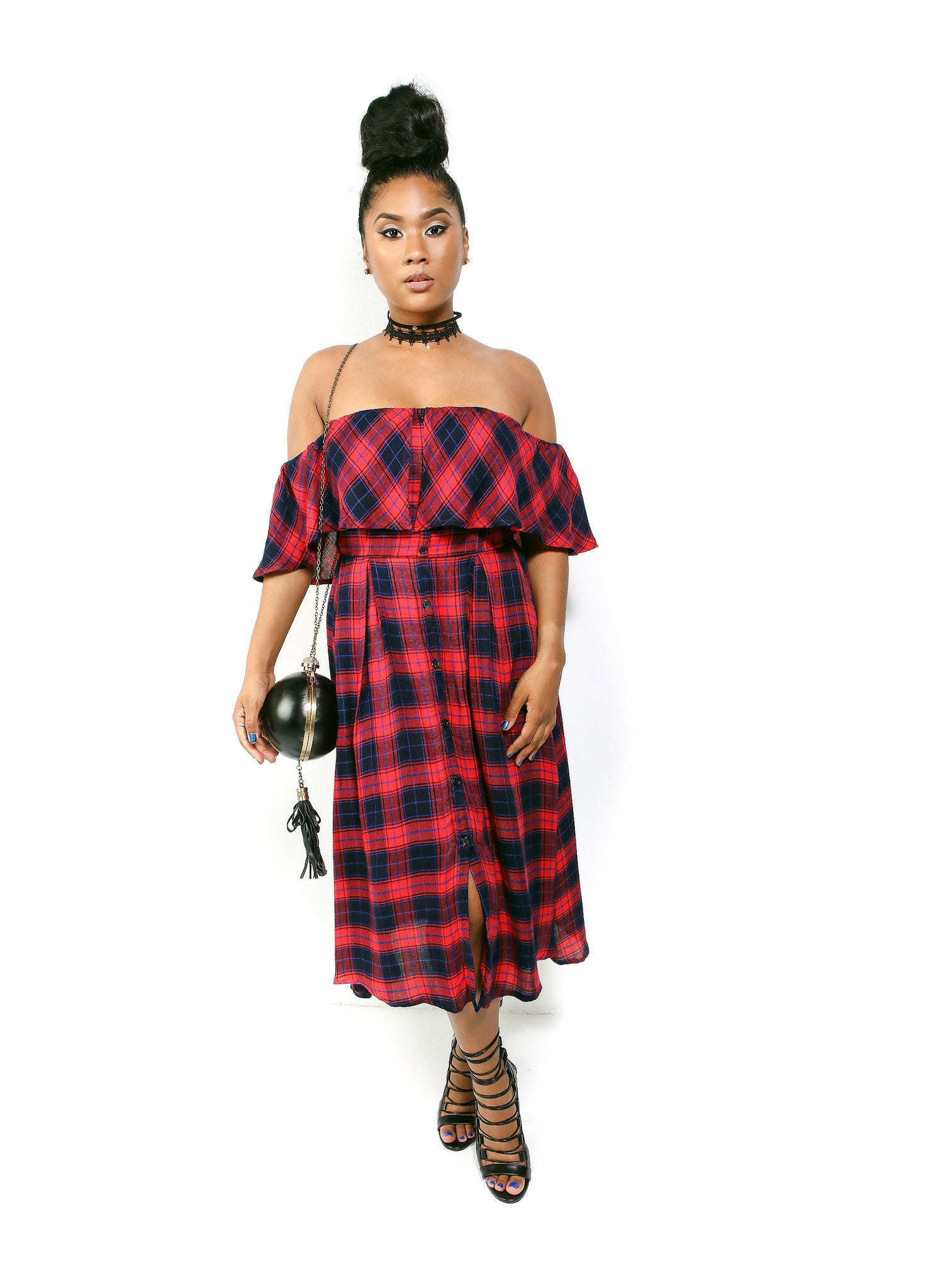 Plaid About You - Haute Mood