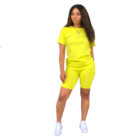 Basic Plus Size Set