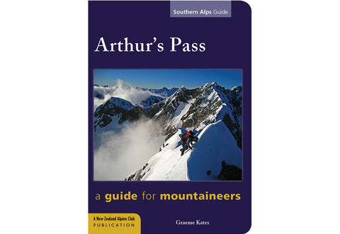 Arthur's Pass BooksNZACShop.OENZ -Outdoor Education New Zealand