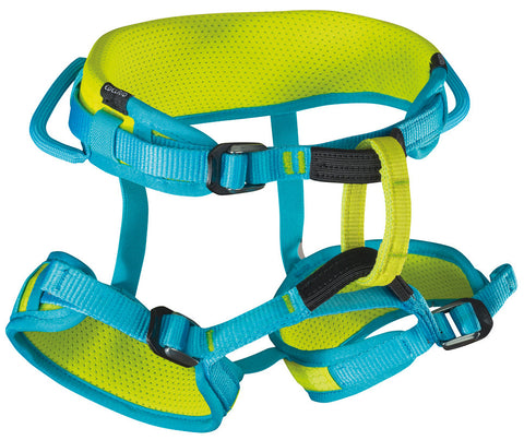 Edelrid Finn 2 Rock Climbing Harness (children's) Climbing HarnessesEdelridShop.OENZ -Outdoor Education New Zealand