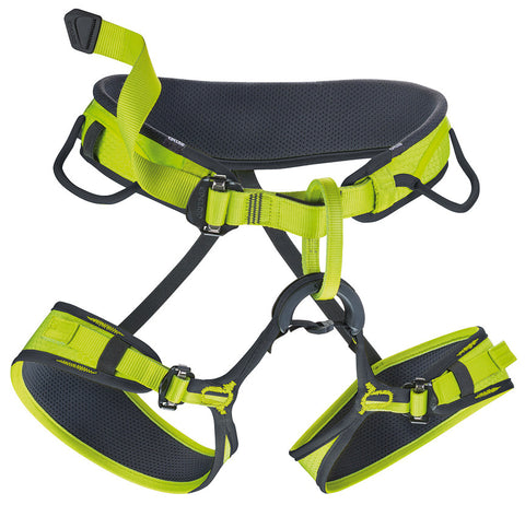 Edelrid Jay 2 Rock Climbing Harness Climbing HarnessesEdelridShop.OENZ -Outdoor Education New Zealand