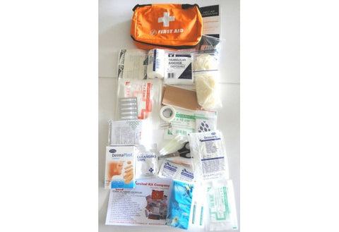 First Aid Kit - General All Purpose First Aid KitsThe Survival Kit CompanyShop.OENZ -Outdoor Education New Zealand