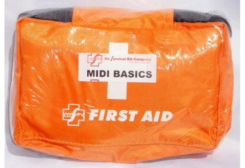 First Aid Kit - Midi First Aid KitsThe Survival Kit CompanyShop.OENZ -Outdoor Education New Zealand