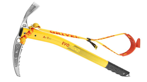 Grivel Air Tech Evolution Ice Axe Ice axeGirvelShop.OENZ -Outdoor Education New Zealand