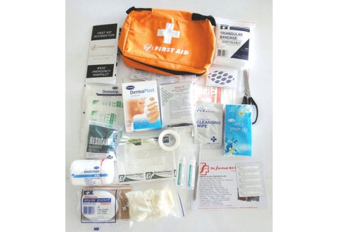 First Aid Kit - Tramper Plus First Aid KitsThe Survival Kit CompanyShop.OENZ -Outdoor Education New Zealand