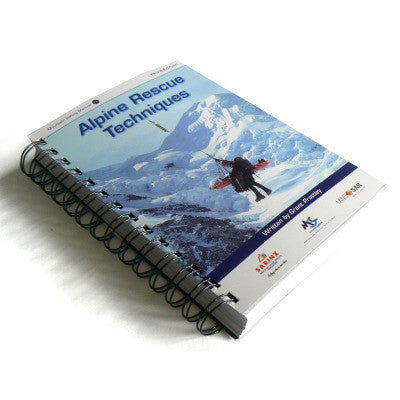 Alpine Rescue Techniques booksMSCShop.OENZ -Outdoor Education New Zealand