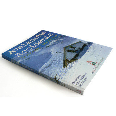 Avalanche Accidents in Aotearoa BooksMSCShop.OENZ -Outdoor Education New Zealand
