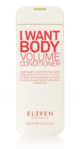 EA I WANT BODY VOLUME CONDITIONER 300ML