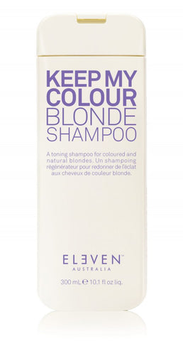EA KEEP MY COLOUR BLONDE SHAMPOO 300ML