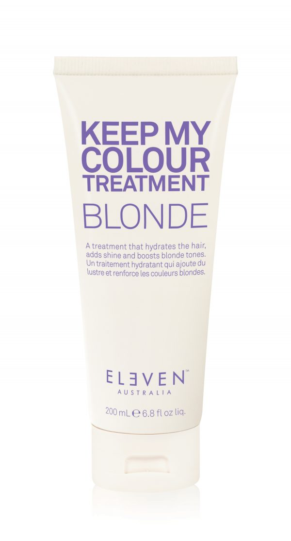 EA KEEP MY COLOUR TREATMENT BLONDE 200ML