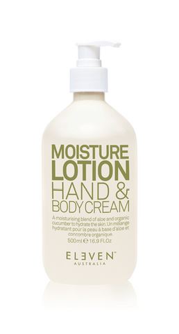 EA MOISTURE LOTION HAND & BODY CREAM 500ML