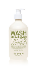 EA WASH ME ALL OVER HAND AND BODY WASH 500ML