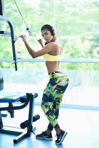 Fun leggings