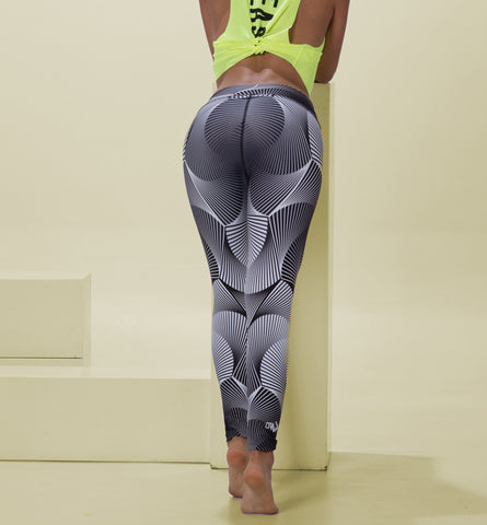 breathable sport leggings