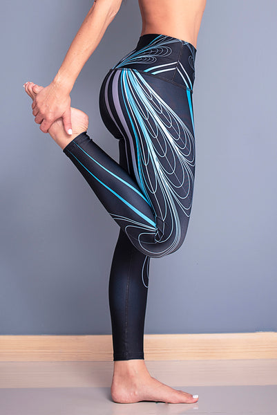 ANGEL WINGS Leggings - BESTYFIT