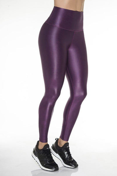METALLIC Uva Leggings