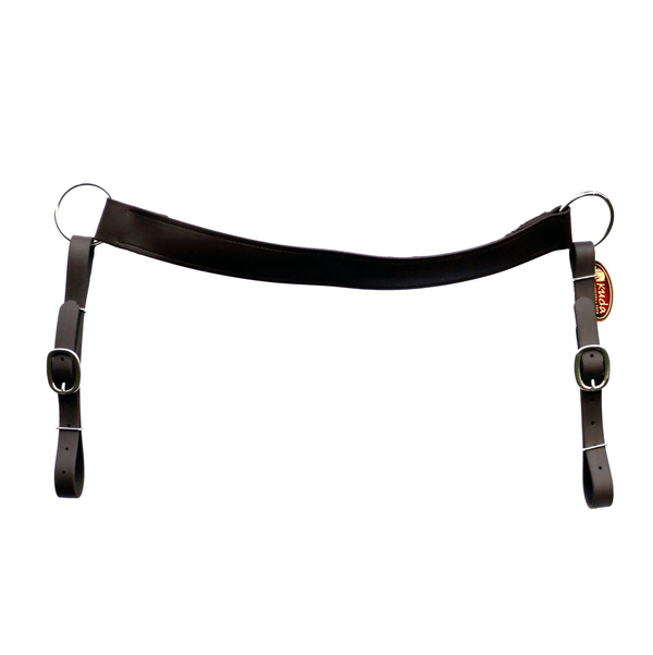 "2"" Straight Biothane Breast Collar"