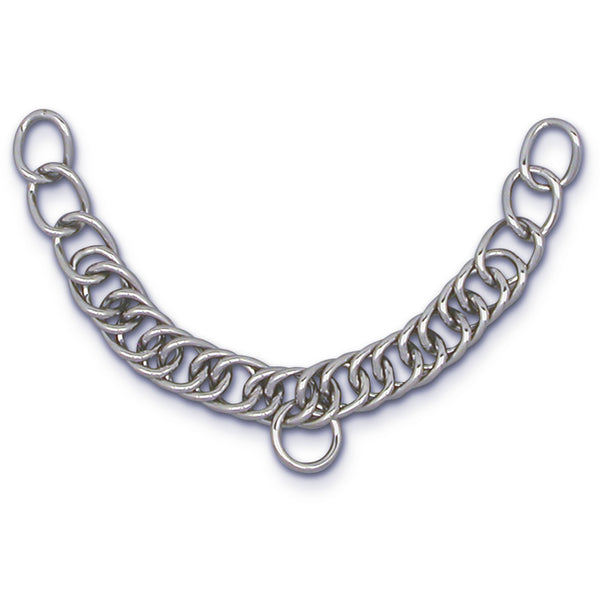 Stainless Steel Heavy English Curb Chain