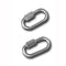 Myler Stainless Steel Quick Links (1 pair)