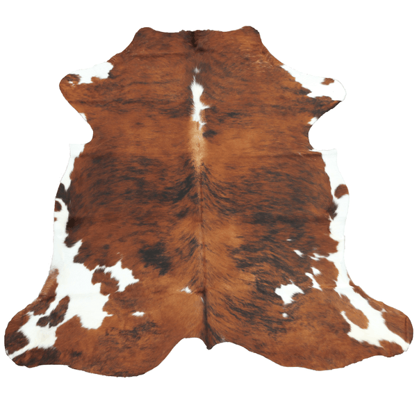 X-Large Medium Brindle Cowhide