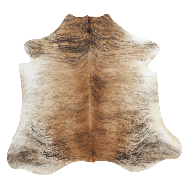 X-Large Light Brindle Cowhide