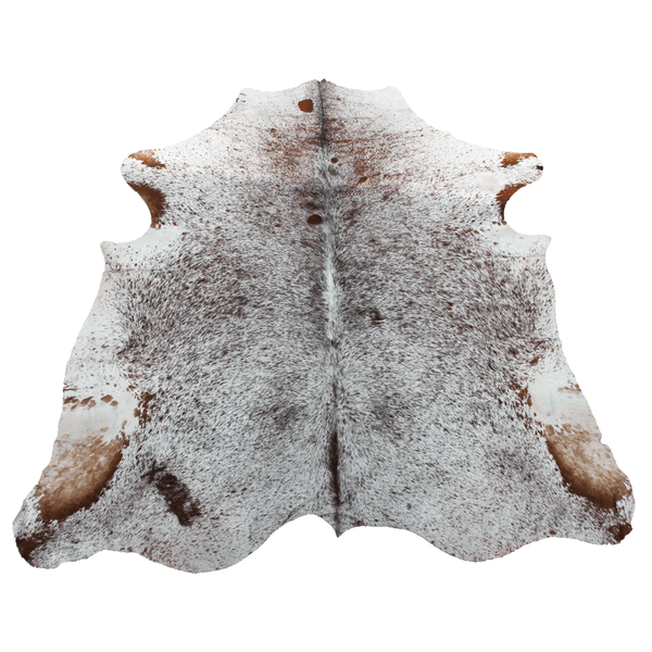 X-Large Salt & Pepper Cowhide