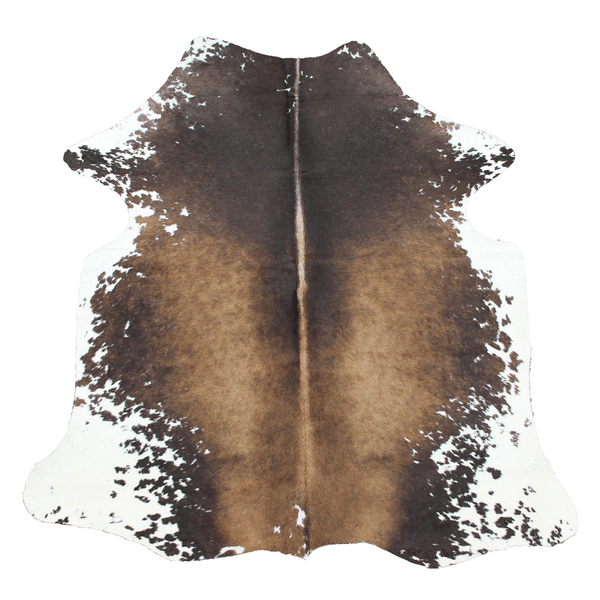 X-Large Two-Tone Brown Cowhide