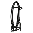 Black Leather Bridle
