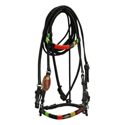 Special Black/Polo Styled Bridle