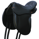 "Gold Cup Flex Saddle - 16"" Black Narrow - In Stock"