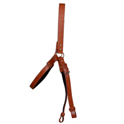 Leather Breeching Rear end collector