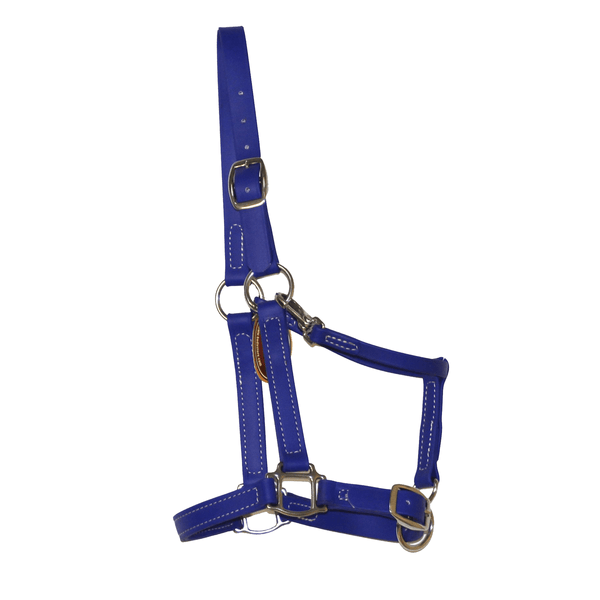 MIDNIGHT BLUE BIOTHANE HALTER