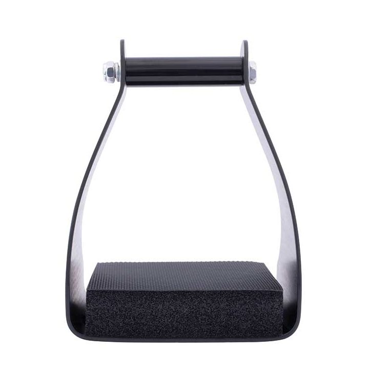 Aluminum Coated Trail Stirrups (saddle order)