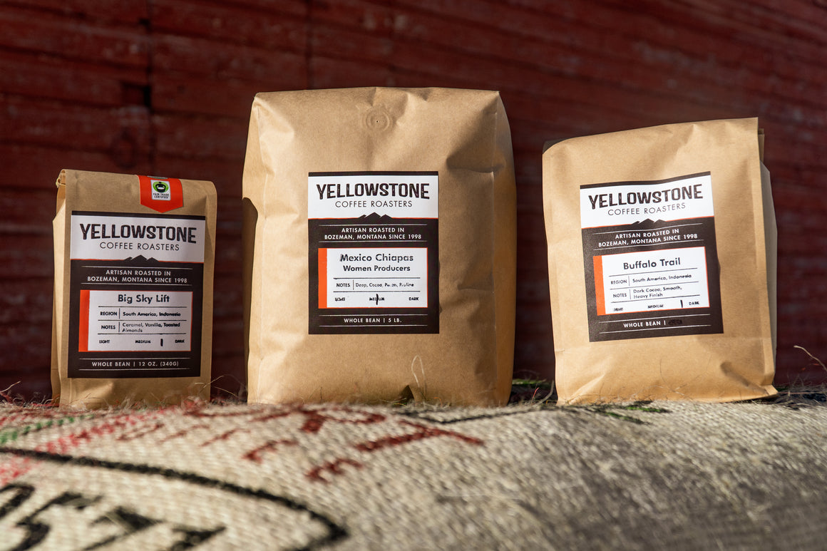 Yellowstone Coffee Subscription