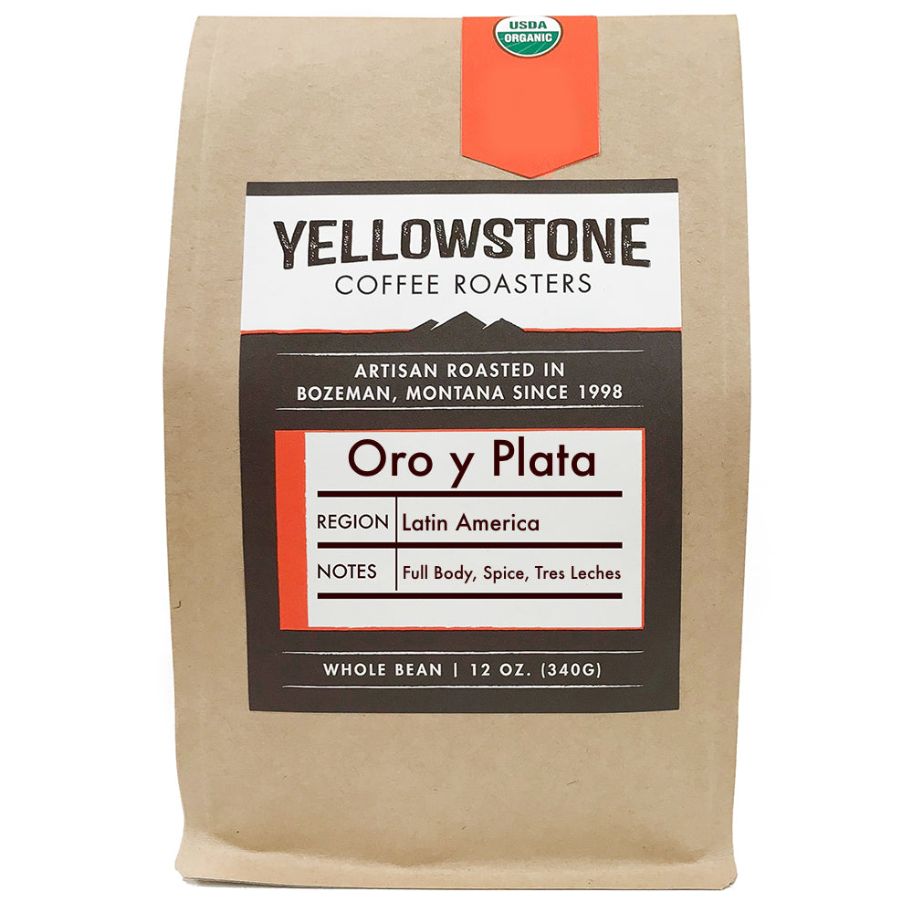Oro y Plata | Organic Medium-Dark Roast