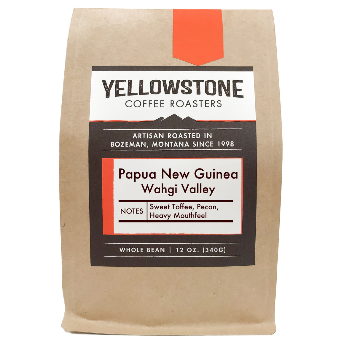 Papua New Guinea Wahgi Valley Dark Roast Coffee