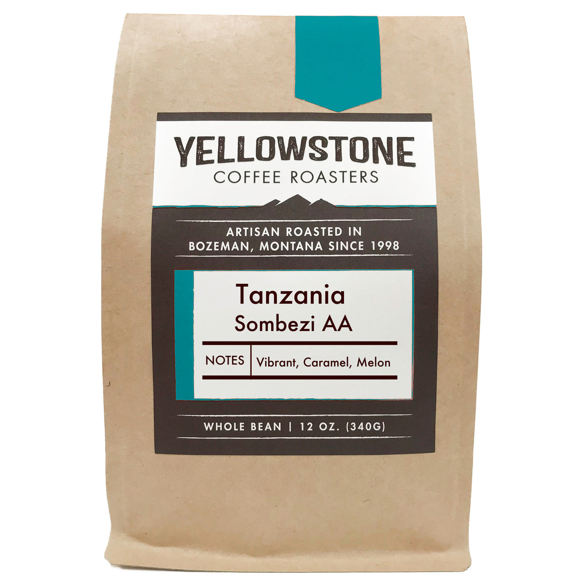 Tanzania - Medium-Light Roast Coffee