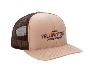 Yellowstone Coffee Roasters Trucker Cap