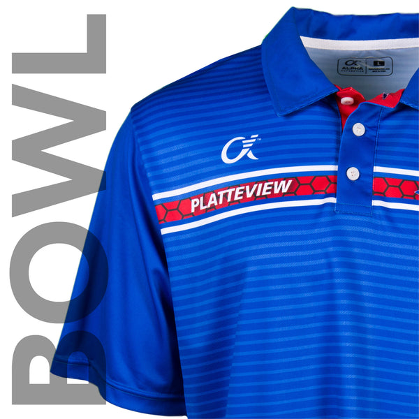 Bowling Polo Shirts