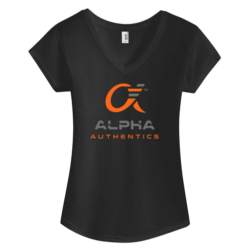 Alpha Ladies T-Shirt (black)